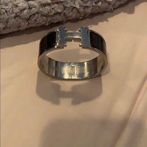 """hermes """"H""""bracelet"""
